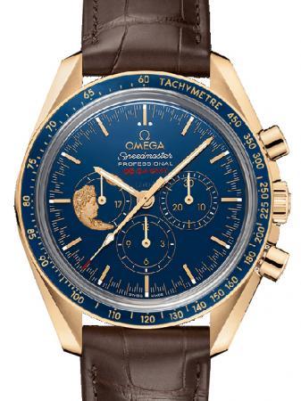 オメガ スピードマスター 311.63.42.30.03.001 ムーンウォッチアポロ17号45周年記念のイメージ